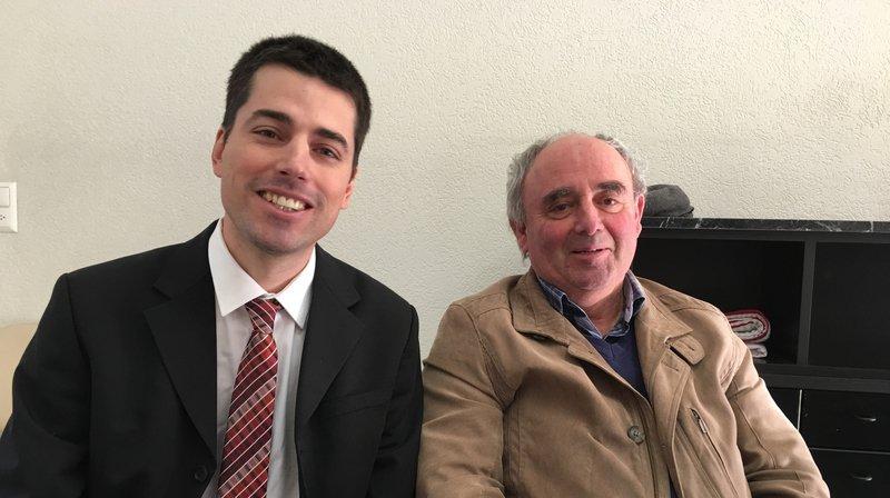"""Deux députés UDC valaisans dénoncent """"de graves dysfonctionnements"""" à l'Etat du Valais"""