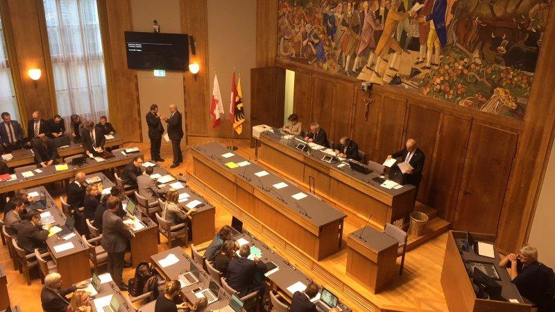Le Grand Conseil est favorable à la révision totale de la Constitution cantonale valaisanne