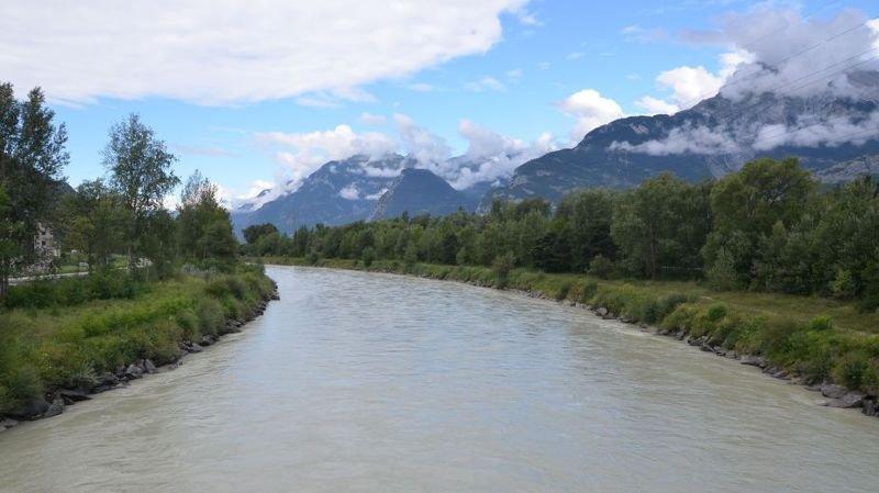 Les inondations font partie du patrimoine des riverains du Rhône