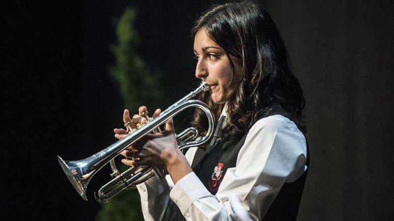 C'est Mathilde Roh qui décroche à nouveau le titre de championne valaisanne des solistes juniors