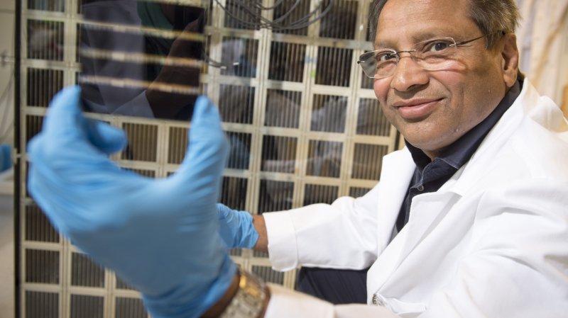 Un chercheur de l'EPFL Valais entre dans le top 5 des scientifiques les plus cités au monde