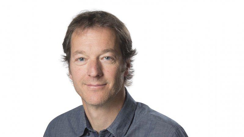 Pascal Fauchère, rédacteur en chef adjoint.