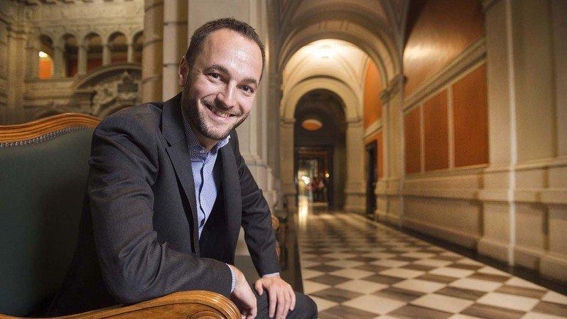 Le Valaisan Mathias Reynard à la tête de l'Union syndicale suisse?