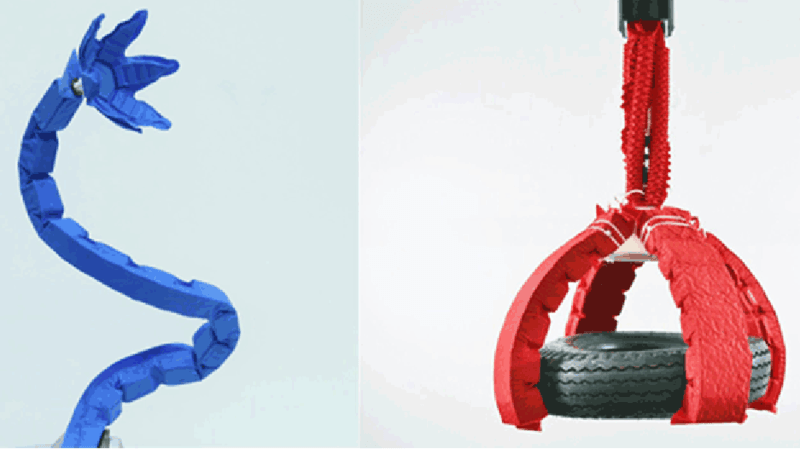 Invention: grâce à ces muscles artificiels, les robots peuvent soulever jusqu'à 1000 fois leur poids