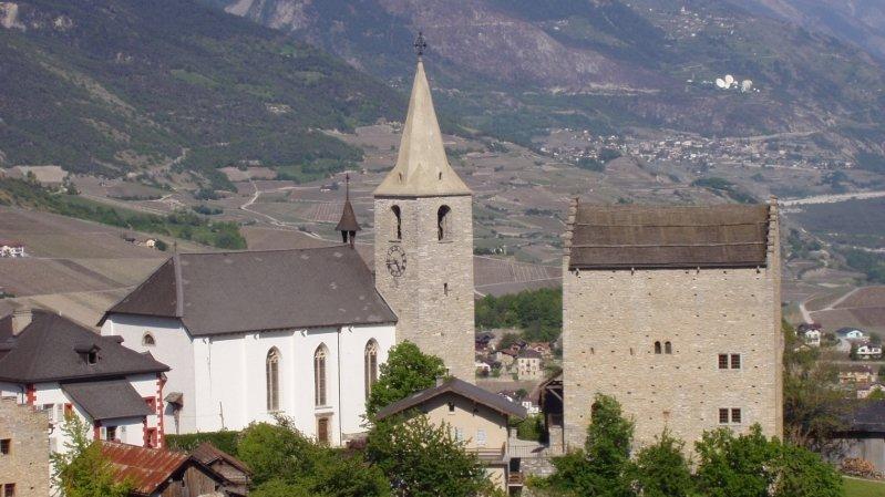 Les citoyens des communes de Venthône, de Miège et de Veyras se prononceront le 10 juin prochain sur une éventuelle fusion.