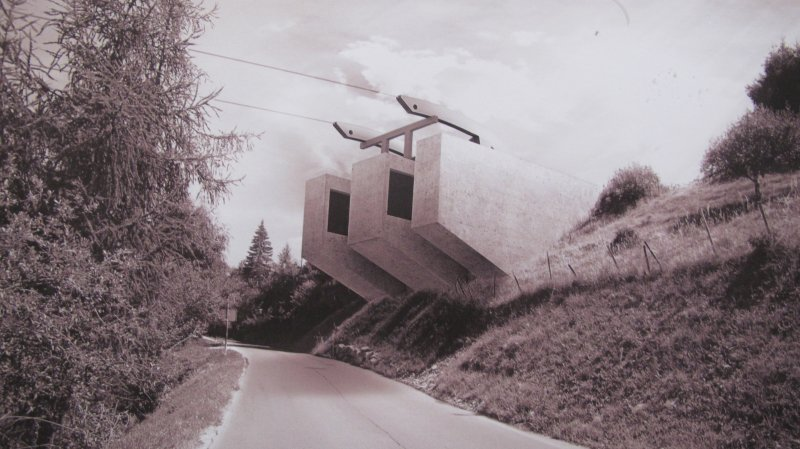 Chalais-Vercorin: des entrepreneurs et des citoyens inquiets avec le tracé du futur téléphérique
