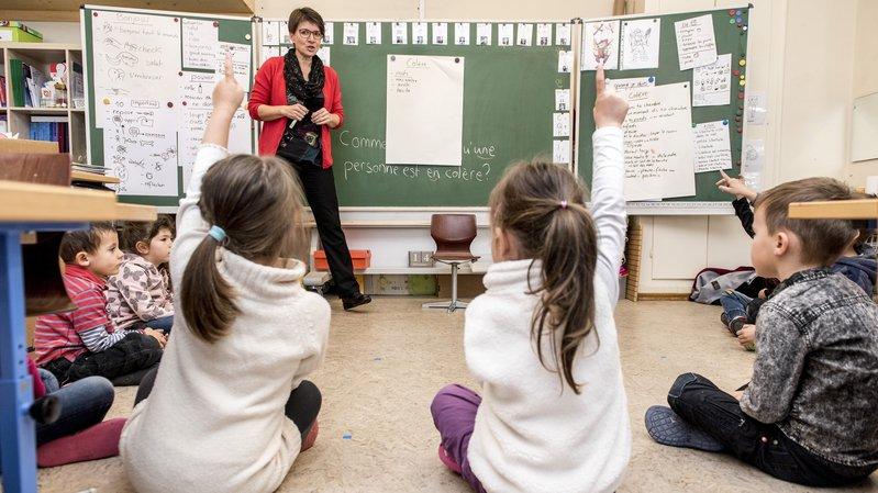 Cas de harcèlement à Vollèges: l'école passe à l'offensive