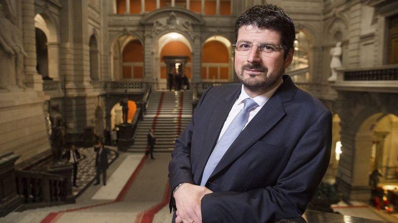 """Yannick Buttet quitte """"temporairement"""" son poste de conseiller national et la présidence de Collombey-Muraz"""