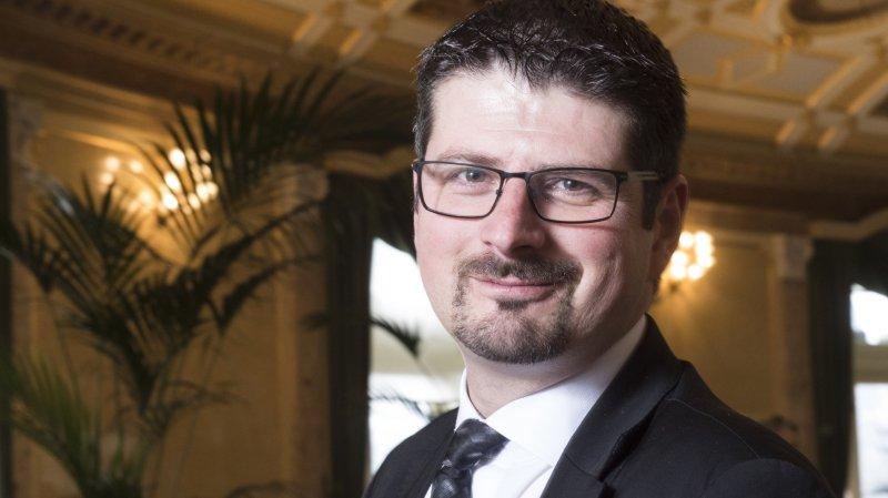 Yannick Buttet garde un fort soutien de la part de l'UDC de Collombey-Muraz.