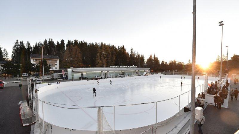 La patinoire d'Ycoor accueillera un match de gala et une rencontre très officielle.