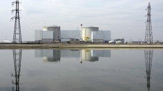 Nucléaire: Nicolas Hulot garantit que la centrale de Fessenheim fermera avant 2022