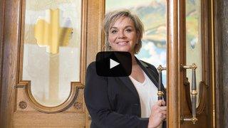 Géraldine Marchand-Balet, enfin