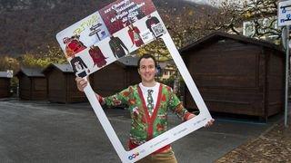 Tzi'Noël à Vouvry: qui sera le champion valaisan du pull moche?