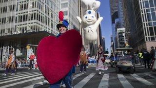 États-Unis: plusieurs millions de personnes rassemblées à New York pour la parade de Thanksgiving