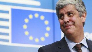 UE: le Portugais Mario Centeno élu à la présidence de l'Eurogroupe