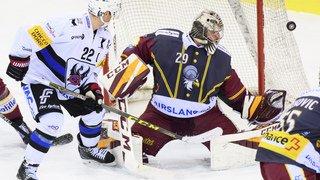 Hockey: Genève bat Fribourg en National League