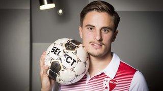 FC Sion: Quentin Maceiras poursuit son rêve d'enfant