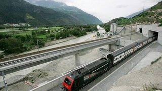 Aménagement du tunnel de base: le Comité Lötschberg durcit le ton face à Berne