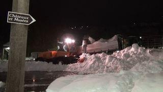 Où finit la neige accumulée à Sion? Plongée au coeur de l'opération Blanche-Neige de déblaiement des rues en vidéo