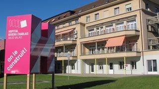 Hôpital Riviera-Chablais: situation financière équilibrée pour 2017