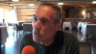"""Mike Horn à Crans-Montana: """"Je veux venir habiter en Valais, ça c'est une aventure pour moi"""""""