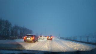 Intempéries: l'autoroute A9 est rouverte d'Aigle à Saint-Maurice