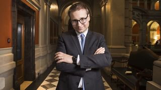 Union valaisanne des arts et métiers: Philippe Nantermod président