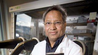 Mohammad Nazeeruddin, le chercheur qui fait apparaître Sion sur la scène internationale