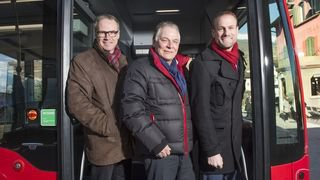 RegionAlps: le patron des CFF Andreas Meyer en Valais pour parler mobilité