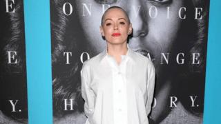 L'actrice Rose McGowan a été arrêtée pour détention de drogue