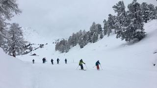 Neige: fermeture de la majorité des domaines skiables
