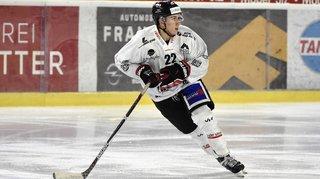 Hockey sur glace: Viège s'impose 2-1 face à Langenthal