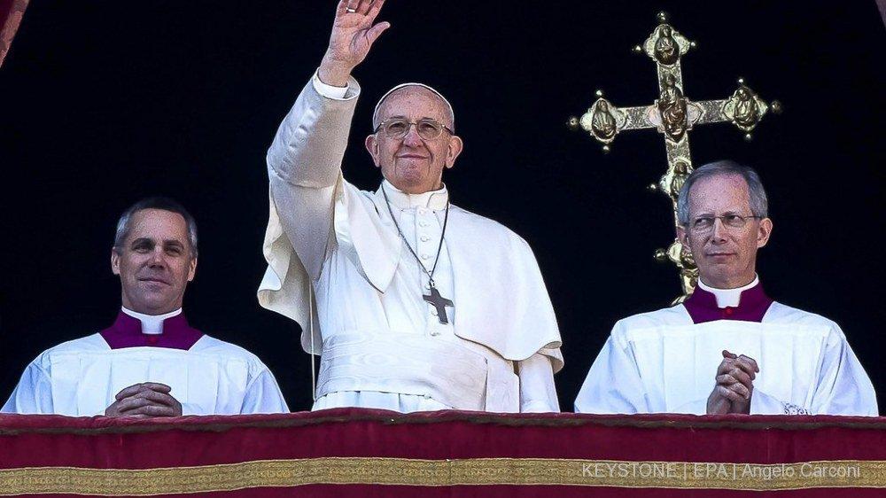 Le pape François avait décliné son invitation au 1500e anniversaire de l'abbaye de Saint-Maurice, en 2015.