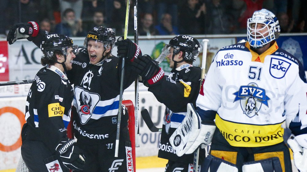 National League: Fribourg Gottéron écrase Zoug, Genève-Servette explose à Lugano