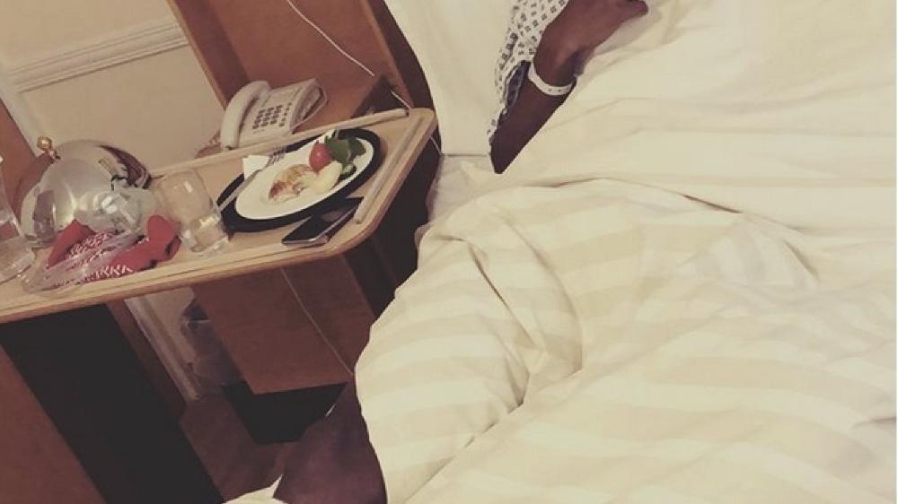 Edimilson Fernandes a été opéré de la cheville en fin de semaine dernière.