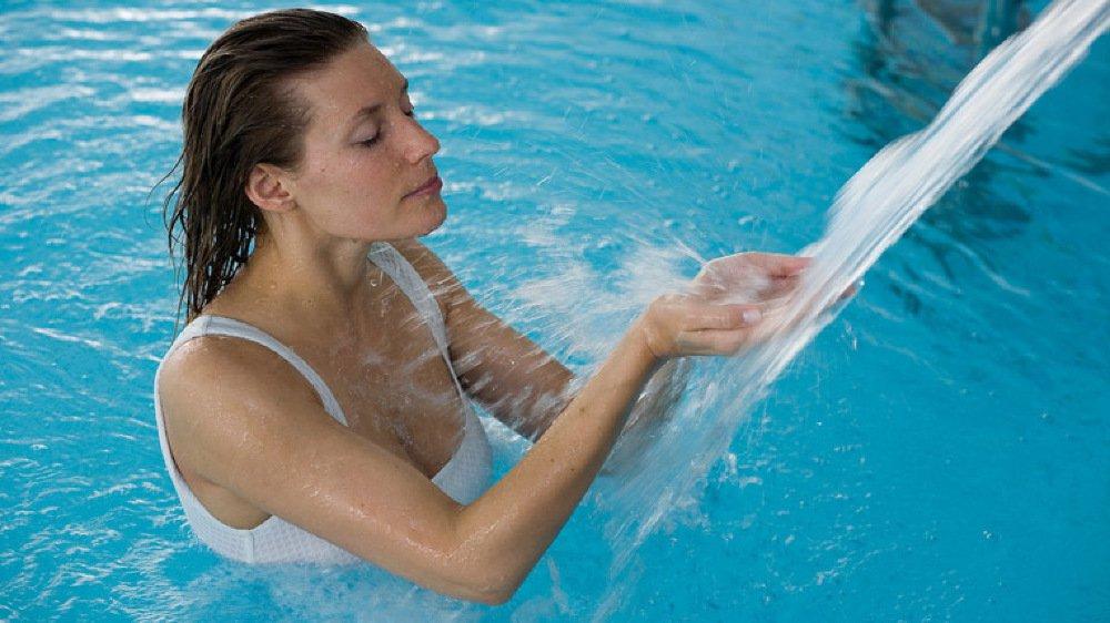 Fréquentation record aux bains