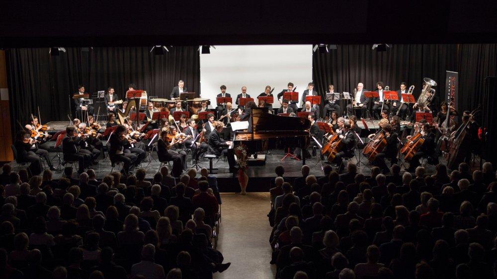 Les musiciens des Cameristi della Scala de Milan sont des fidèles du rendez-vous de Crans-Montana.