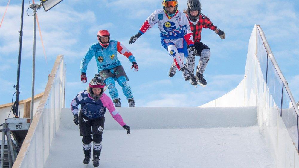 Anaïs Morand vise le top 8 mondial cet hiver.