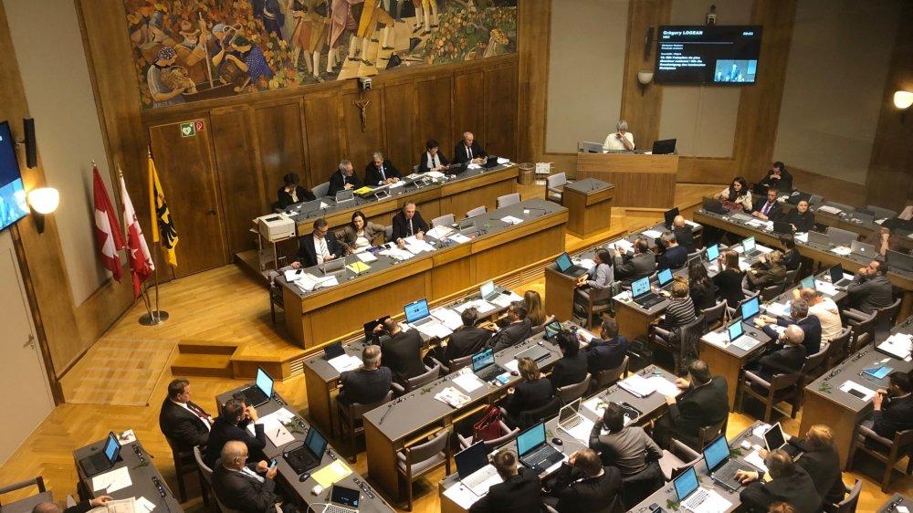 Le Grand Conseil valaisan va clairement dire oui à un soutien financier en faveur de Sion 2026.