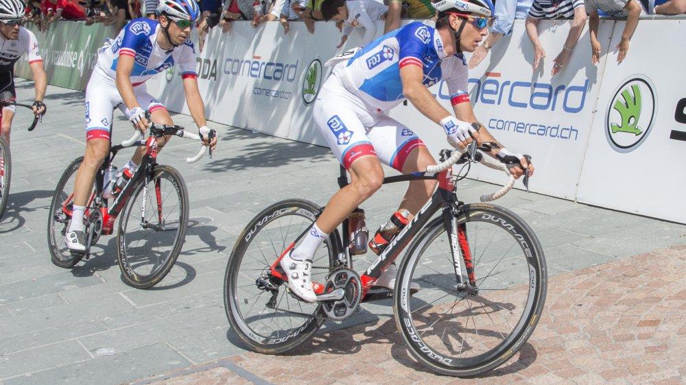 Sébastien Reichenbach devrait prendre part au Tour de France en 2019, contrairement à Steve Morabito.