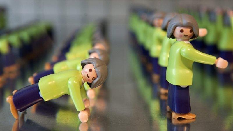 """Les enfants suisses auront une nouvelle fois droit à des """"joujoux par milliers""""."""