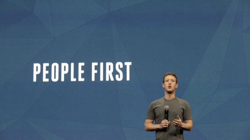 """Le fondateur de Facebook, Mark Zuckerberg, veut """"réparer"""" ses erreurs."""