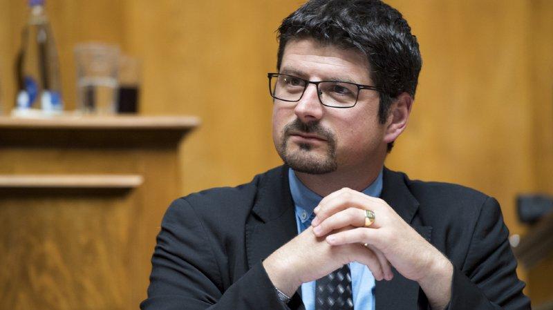 Valais: Yannick Buttet fait l'objet d'une procédure pénale pour contrainte