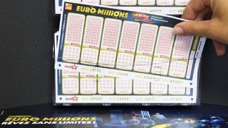 Euro Millions: quels sont les plus gros jackpots en Suisse?