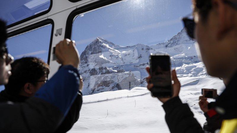 Tourisme: la Suisse, deuxième destination préférée des Chinois en Europe