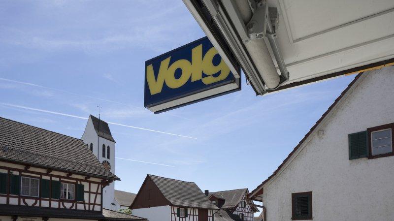 Commerce de détail: Volg a vu son chiffre d'affaires augmenter en 2017