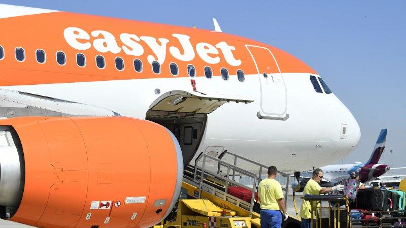 Transport aérien: un nombre record de 81,6 millions de passagers pour Easyjet en 2017