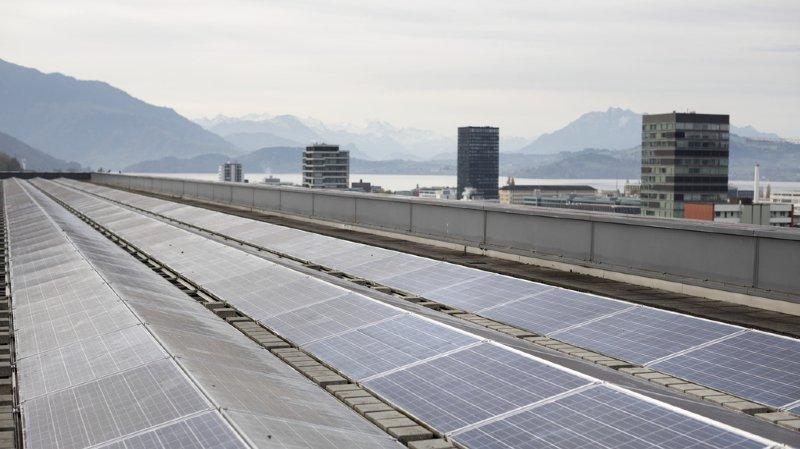 Energie renouvelable: le marché du solaire a fait du surplace en Suisse en 2017