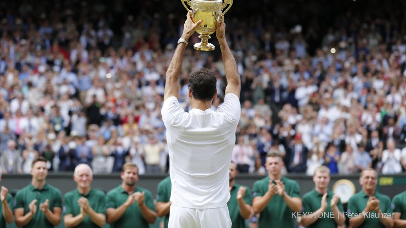 Roger Federer accumule les récompenses après son année tennistique exceptionnelle.