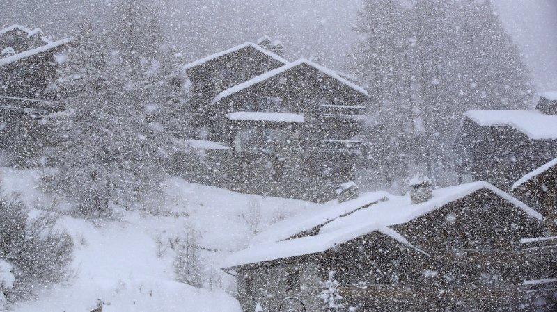 Ski alpin à Val d'Isère: la descente dames annulé